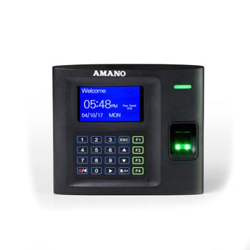 Amano Time Guardian Software and MTX-30 Fingerprint Biometric Time Clock