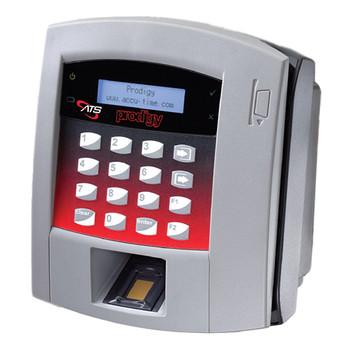 ATS Prodigy Fingerprint & Barcode Time Clock - USED - SALE ITEM