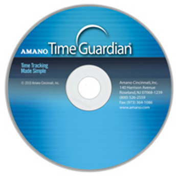 Amano Time Guardian - Advanced Labor/Rate Module