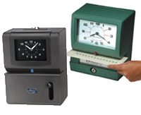 Mechanical Time Clocks