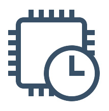Lathem CT72 Fingerprint Time Clock for QuickBooks