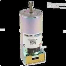 """Pittman motor used in 4.5"""", 7.5"""", & 10"""" Coloram II."""