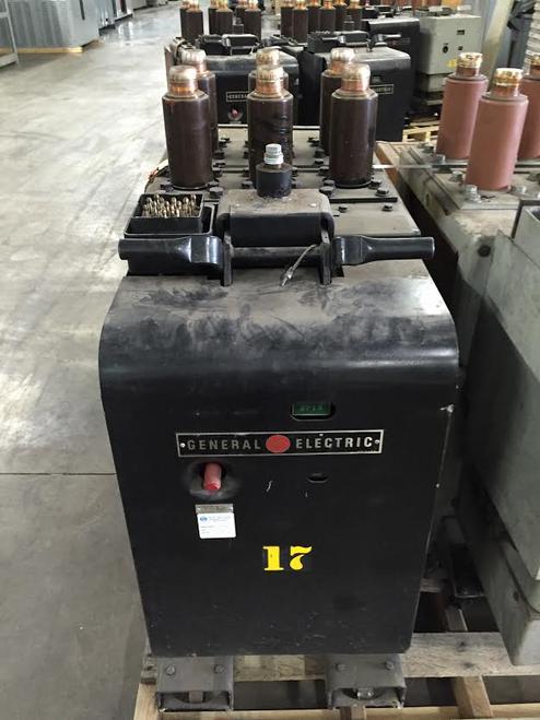 AM-2.4/4.16 100/150-2 GE Magne-Blast 2000A 4.76KV Air Circuit Breaker