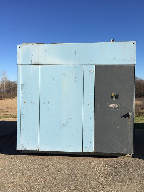 DS Westinghouse Main Tie Main 480/277V Outdoor Switchgear (#126)