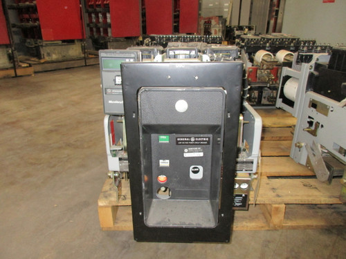 AKRU-10D-50 GE 1600A EO/DO 2500A Fuses LSIG Air Circuit Breaker