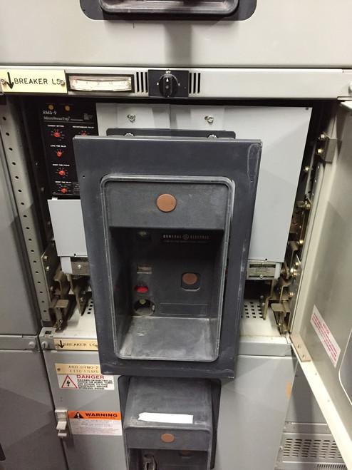AKR-7D-50H GE 1600A EO/DO LSI Air Circuit Breaker