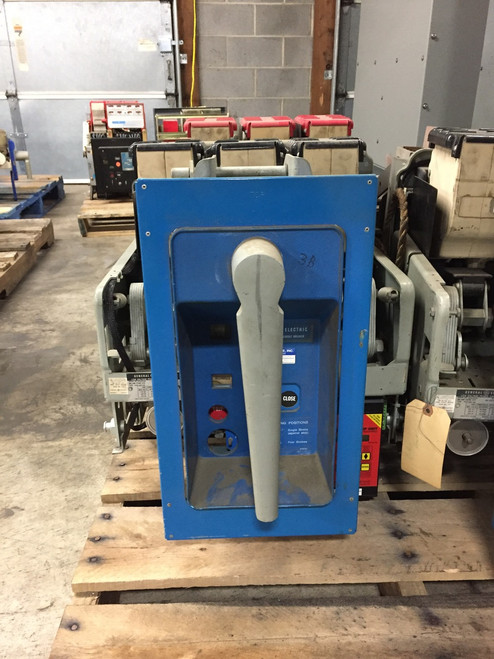 AKR-4B-30 GE 800A MO/DO LSIG Air Circuit Breaker W/AC-PRO