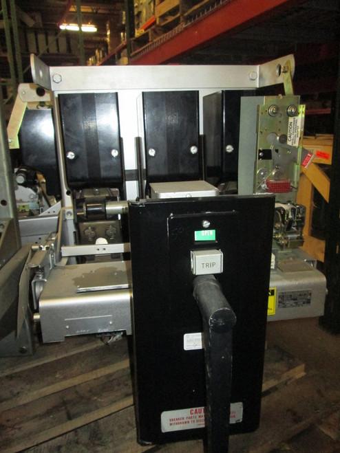 DB-50 Westinghouse 1600A 480V MO/DO Air Circuit Breaker (No Trip Unit)