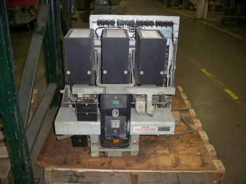 DB-75 Westinghouse 3000A EO/FM LI Air Circuit Breaker