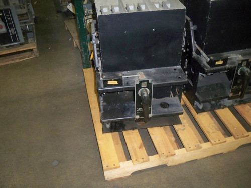 DMP-50 Federal Pacific 1600A MO/DO Air Circuit Breaker