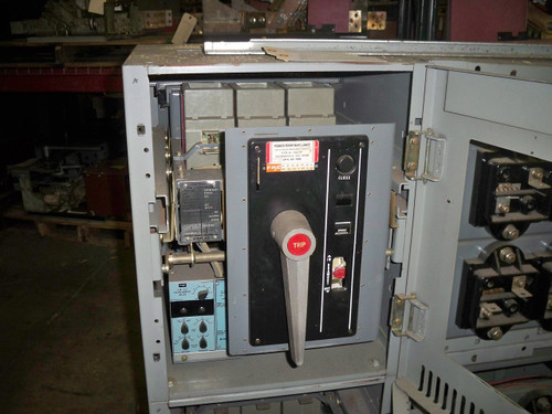 FPS-25 Federal Pacific 800A MO/DO LIG Air Circuit Breaker (In Cell)