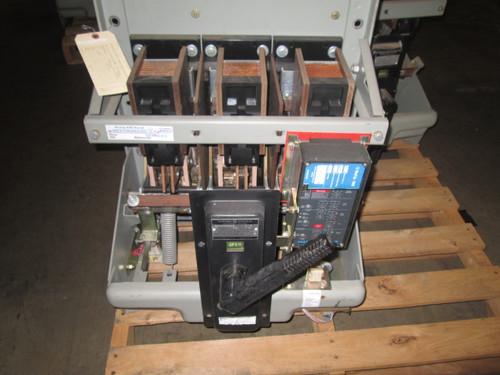 AK-1-50-8 GE 1600A MO/FM LSIG Air Circuit Breaker