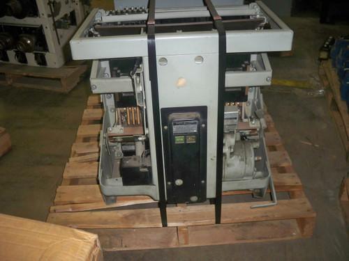 AK-1-75-3 GE 3000A EO/DO LI Air Circuit Breaker