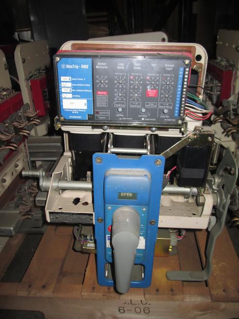 AK-2-25-2 GE 600A MO/DO LSIG Air Circuit Breaker