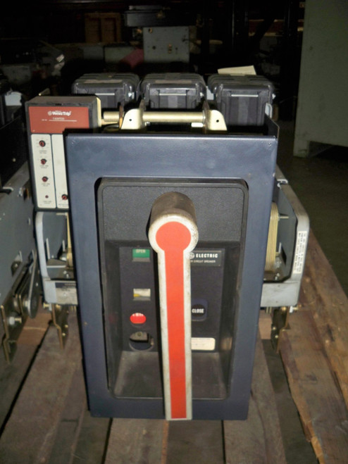 AKR-6D-50 GE 1600A MO/DO LI Air Circuit Breaker