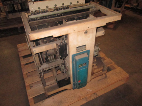 AK-2-75-3 GE 3000A EO/DO LSIG Air Circuit Breaker