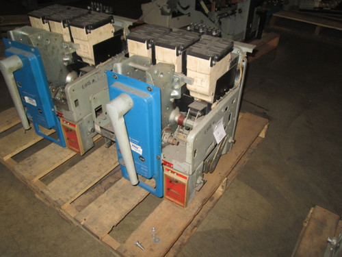 AKR-4A-50 GE 1600A MO/DO LI Air Circuit Breaker