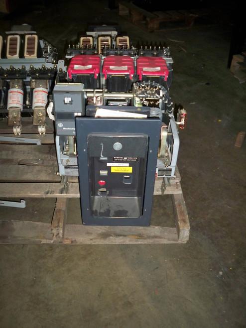 AKR-9D-50H GE 1600A EO/DO LSG Air Circuit Breaker
