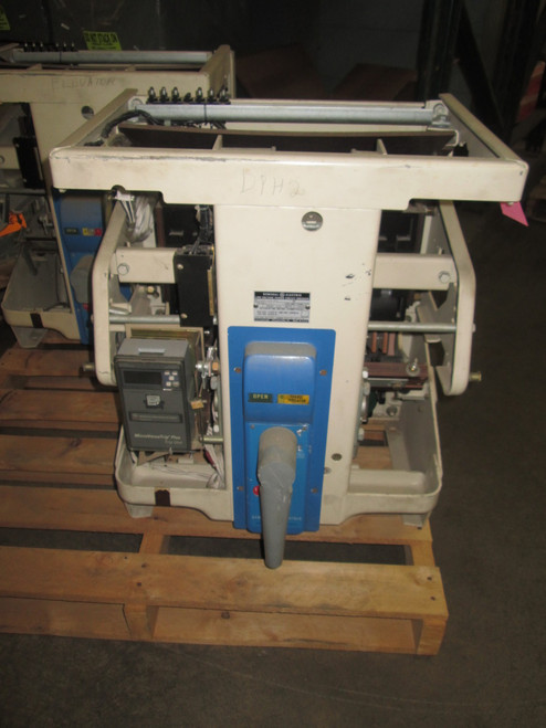 AK-2A-50-1 GE 1600A MO/DO LSI Air Circuit Breaker
