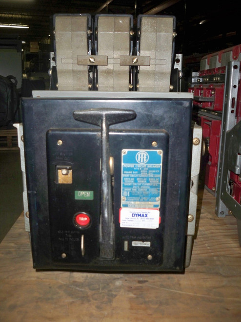 K-600 ITE Black 600A MO/DO LI Air Circuit Breaker