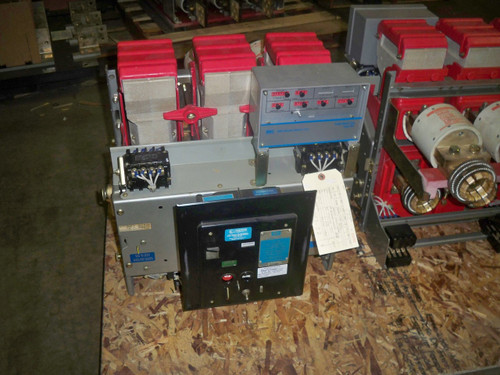 K-DON1600S BBC 1600A EO/DO 2500A Fuses LSI Air Circuit Breaker
