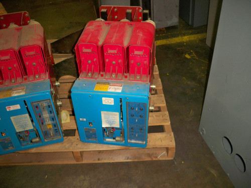 LKD16 BBC 1600A MO/DO LSI 1600A Fused Air Circuit Breaker