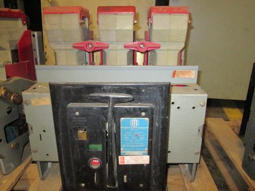 K-1600 ITE Red 1600A MO/DO LI Air Circuit Breaker