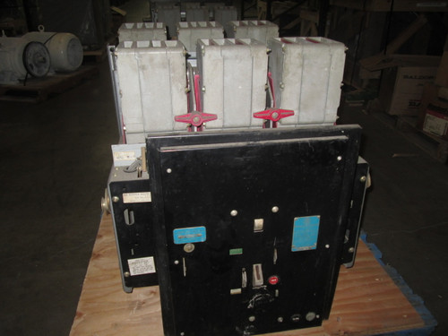 K-3000 ITE Red 3000A EO/DO LI Air Circuit Breaker