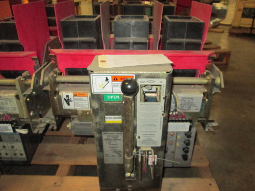 RL-1600 Siemens 1600A MO/DO LSI Air Circuit Breaker
