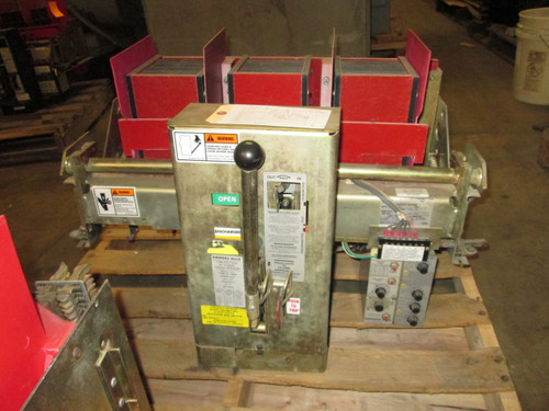 RL-3200 Siemens 3200A MO/DO LSIG Air Circuit Breaker