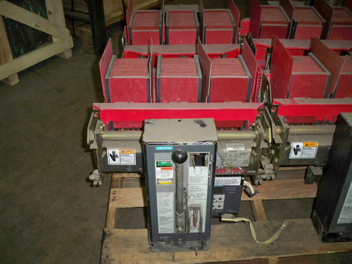 RLX-1600 Siemens 1600A MO/DO LS Air Circuit Breaker