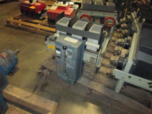 LA-1600 Allis-Chalmers 1600A MO/DO LS Air Circuit Breaker