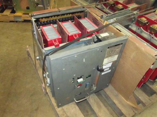 DS-206 Westinghouse 800A EO/DO Air Circuit Breaker (No Trip Unit)