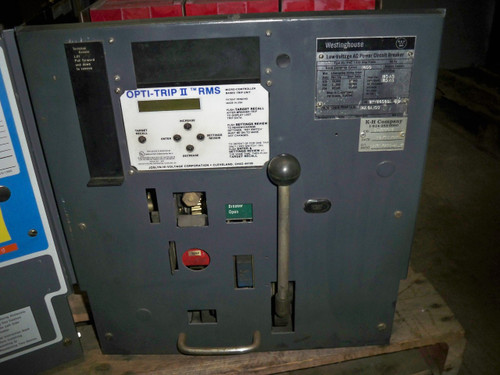 DS-416S Westinghouse 1600A EO/DO LSIG Air Circuit Breaker