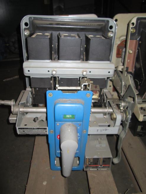 AK-5-25-M GE 600A MO/DO LI Air Circuit Breaker