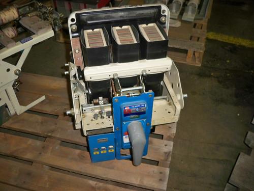 AKU-2A-25-1 GE 600A MO/DO 400A Fuses LI Air Circuit Breaker