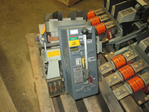 LA-600F Allis-Chalmers 600A MO/DO 1600A Fuses LI Air Circuit Breaker