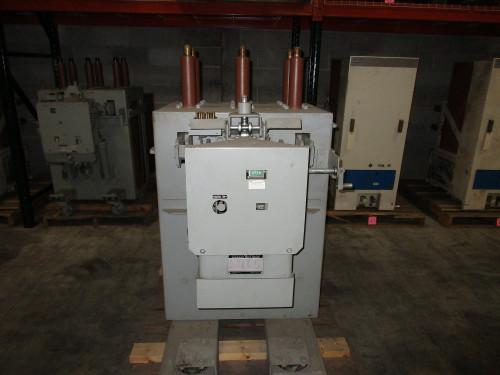 AM-13.8-500-4 GE Magne-Blast 1200A 15KV Air Circuit Breaker
