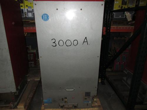 5HK ITE 3000A 4.76KV EO/DO Air Circuit Breaker