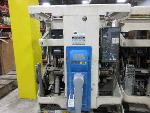 AKU-2-50-2 GE 1600A MO/DO 2000A Fuses LS Air Circuit Breaker