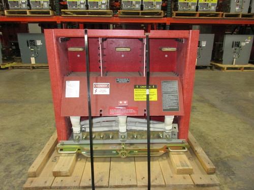 ABB 6 Terminal Simple Ground & Test Unit for ADVAC Circuit Breakers