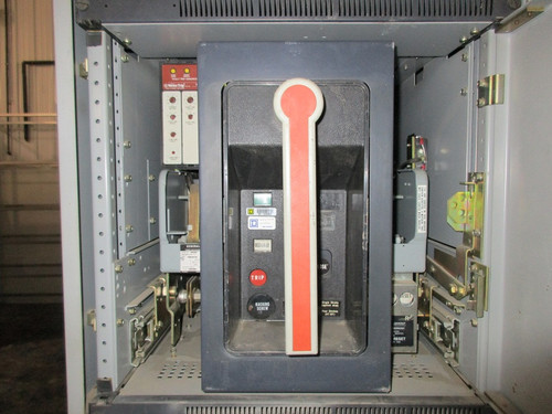 AKRU-6D-50 GE 1600A MO/DO LSG Air Circuit Breaker (In Structure)