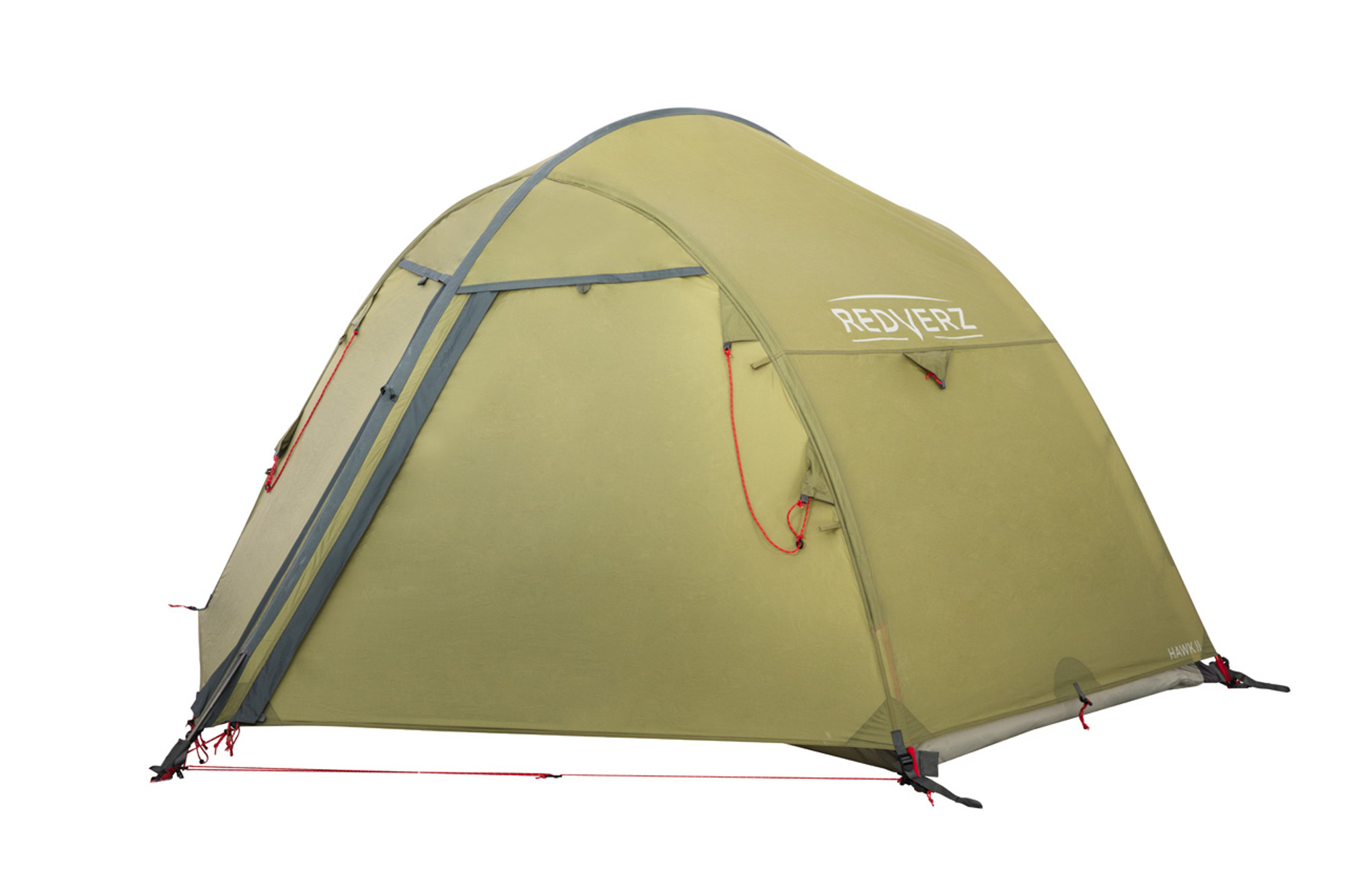4 season 2 person freestanding tent in green ...  sc 1 st  Redverz Gear & Redverz Hawk II Mountaineering Tent - A 4 Season 2 Person ...
