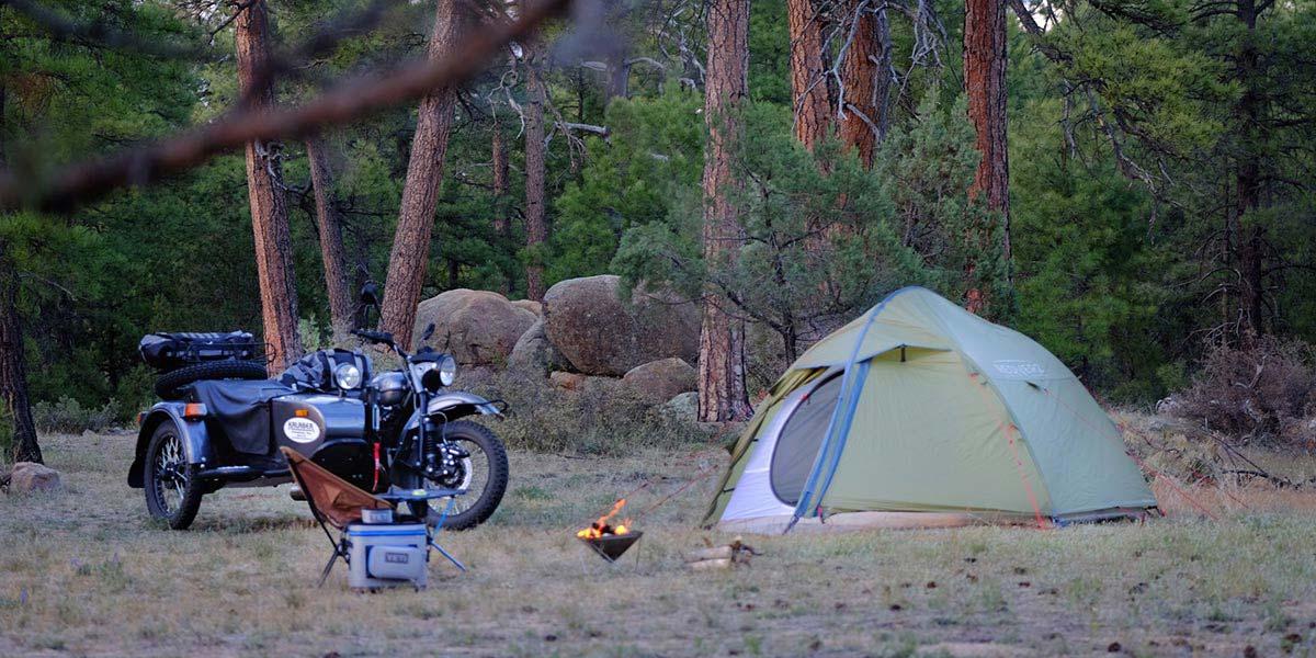 Redverz Gear's Atacama Mototent, Motorcycle Campingand motorcycle tents