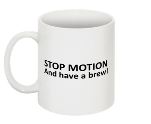 Stop Motion and Have a Brew Cup