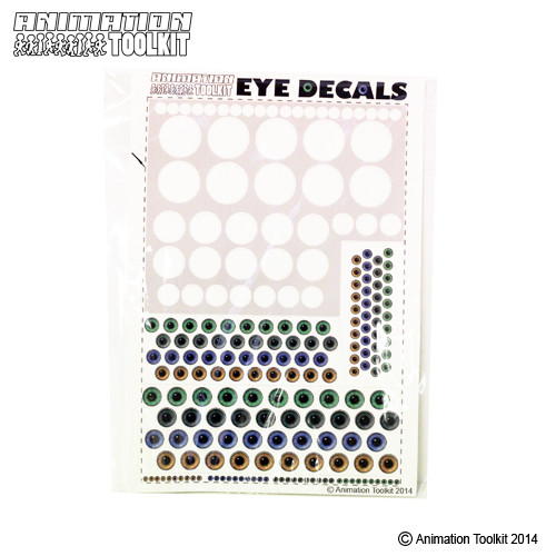 Eye Decals set