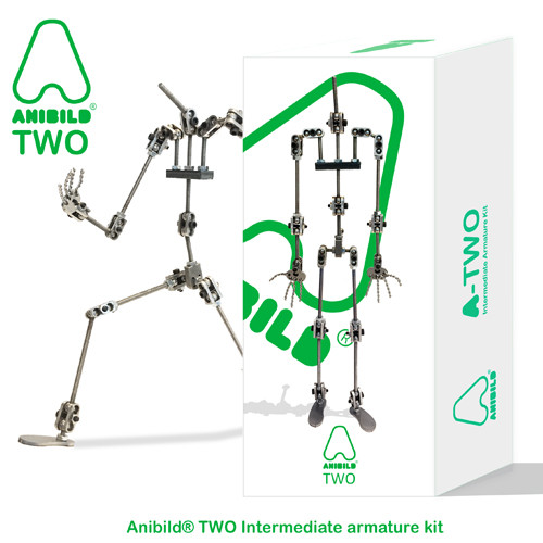 Anibild® TWO Intermediate Armature