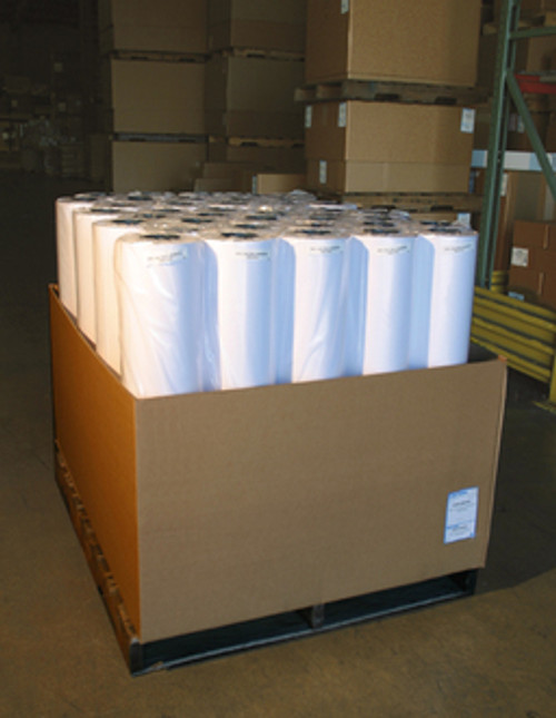 "Engineering Laser Bond, 20lb,34"" x 500' 24 Roll/Carton, 430C34LU"