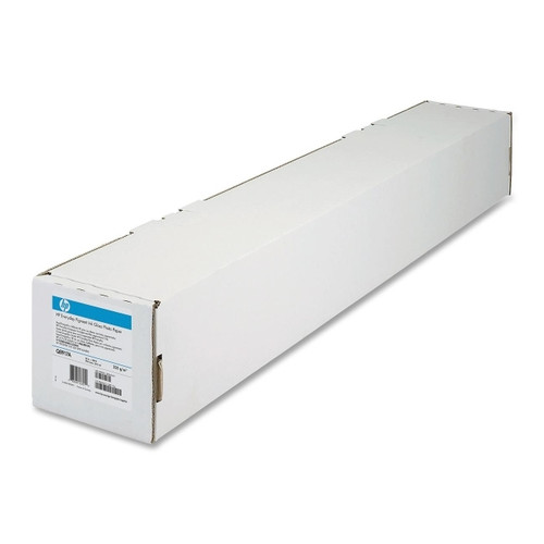 "HP 24lb.Coated Paper 36"" x 300' 2""core, C6980A"