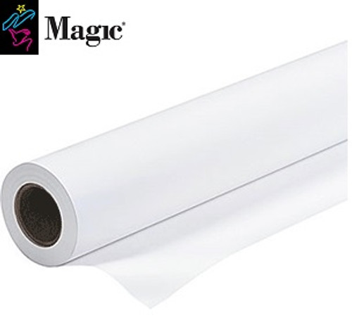 "Magic PPM7PSA 10 Mil Poly w/PSA - 36""x 60' 3"" Core - 45543"